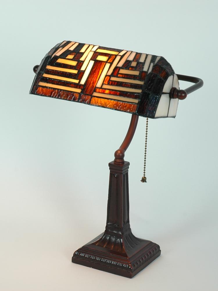 Verbazingwekkend Tiffany bureaulamp AL0005 RB-77