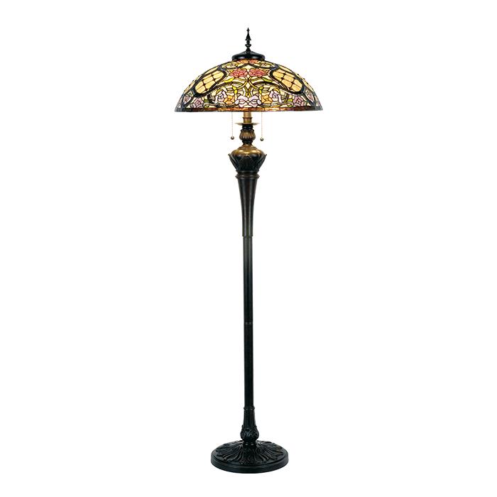 tiffany-vloerlampen